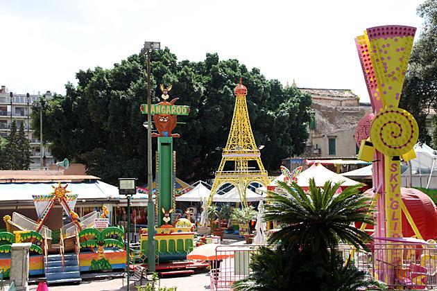 Paris in Sicily