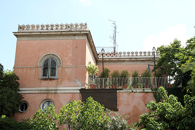 Pink House Palermo