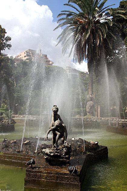 Sicily Fountain