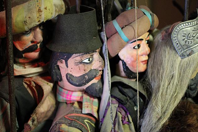 Arabic Puppet