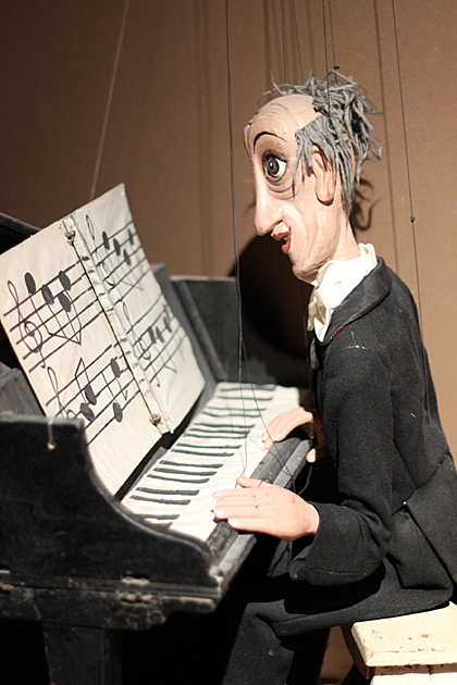 Piano Marionette