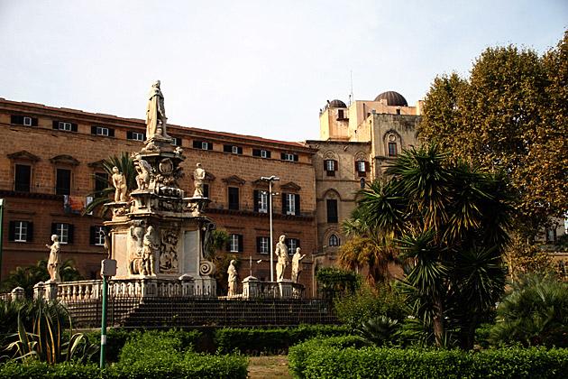 Castle Palermo