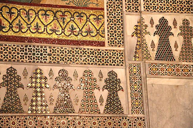 Mosaic Details
