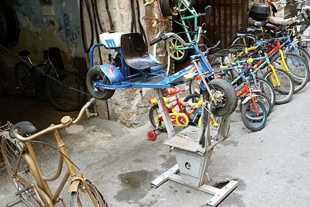 Bikes Palermo Sicily