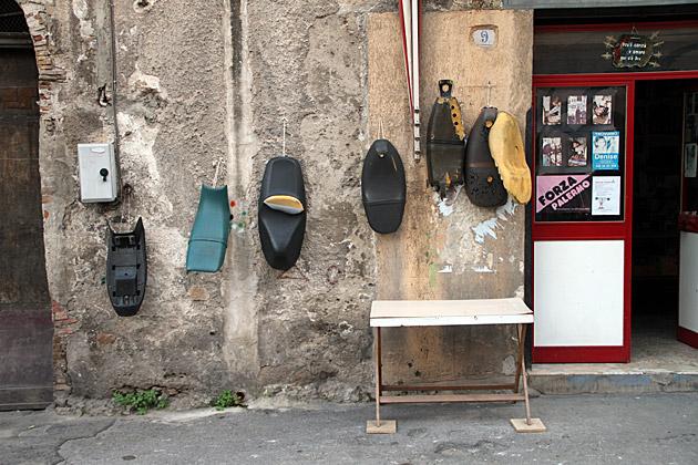 Moped Seats