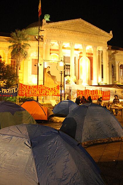 Occupy Palermo