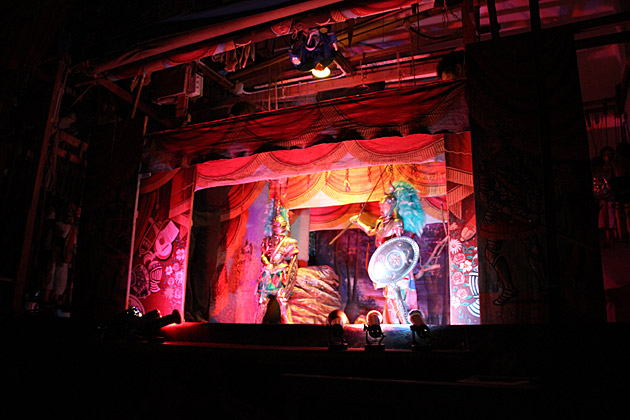 Puppet Theater Palermo