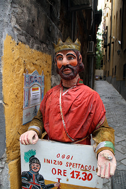 Puppets Palermo