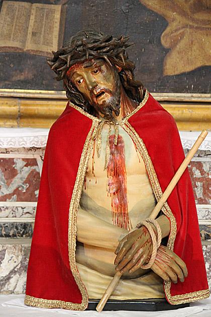 Bleeding Jesus