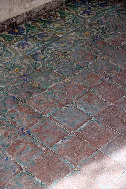 Palermo Sicily Tiles