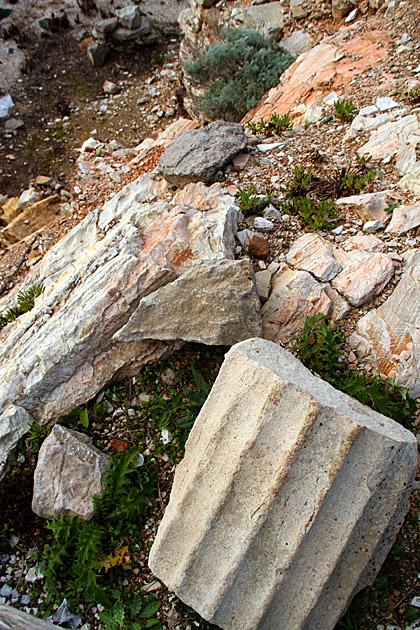 Greek Ruins Sicily