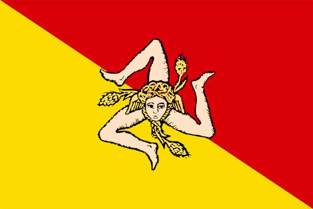 Flag Sicily 11