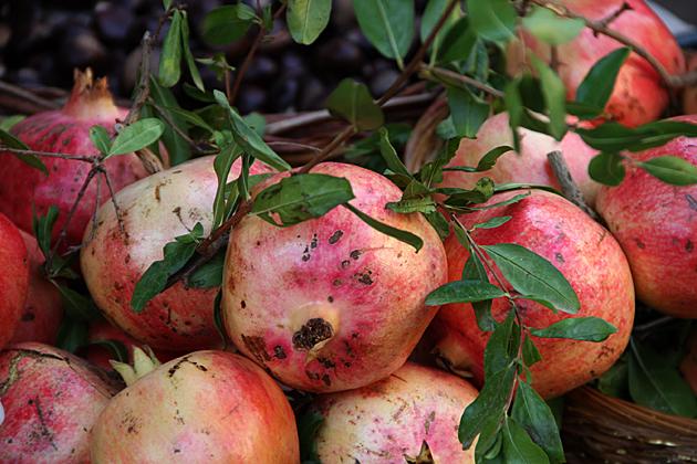 Granat Apfel