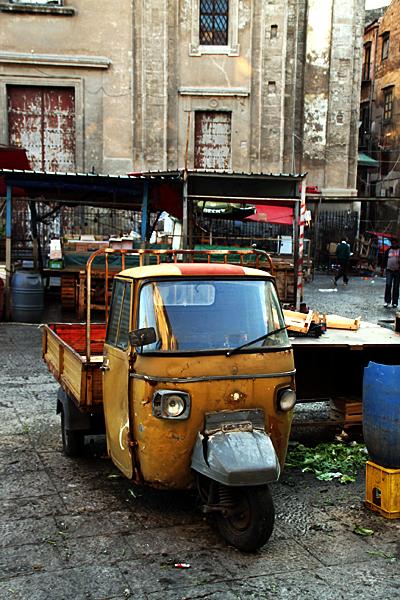 Market Vehicle
