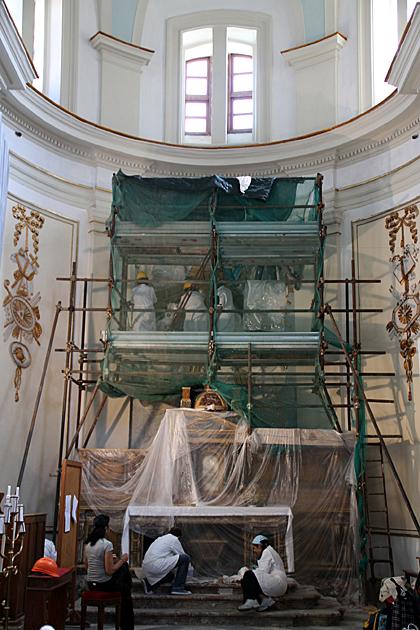 Restauration Palermo Sicily