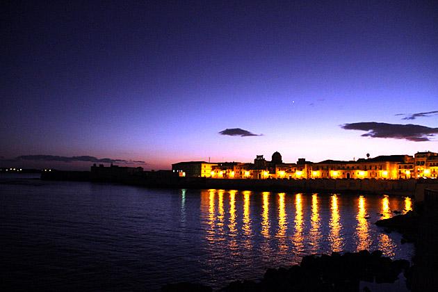 Sunset Syracuse