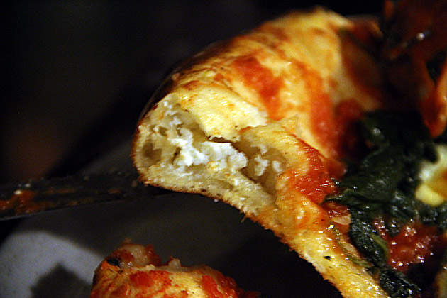 Stuffed Crust Pizza