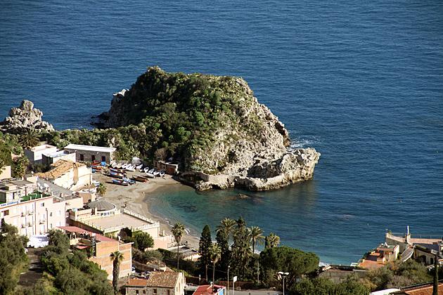 Secret Island Sicily