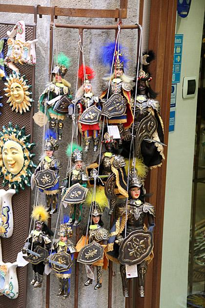 Souvenirs-Taormina