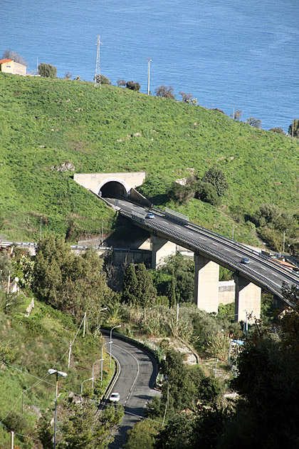 Taormina Tunnel