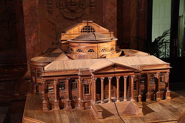 Teatro Massimo Model