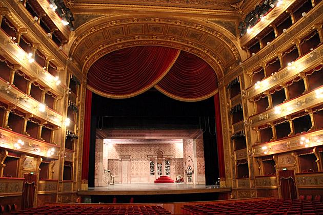 Theater Massimo Palermo