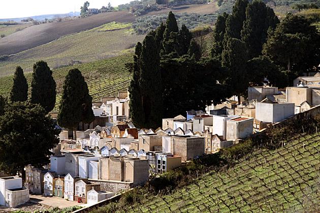 Gibellina-Cemetery
