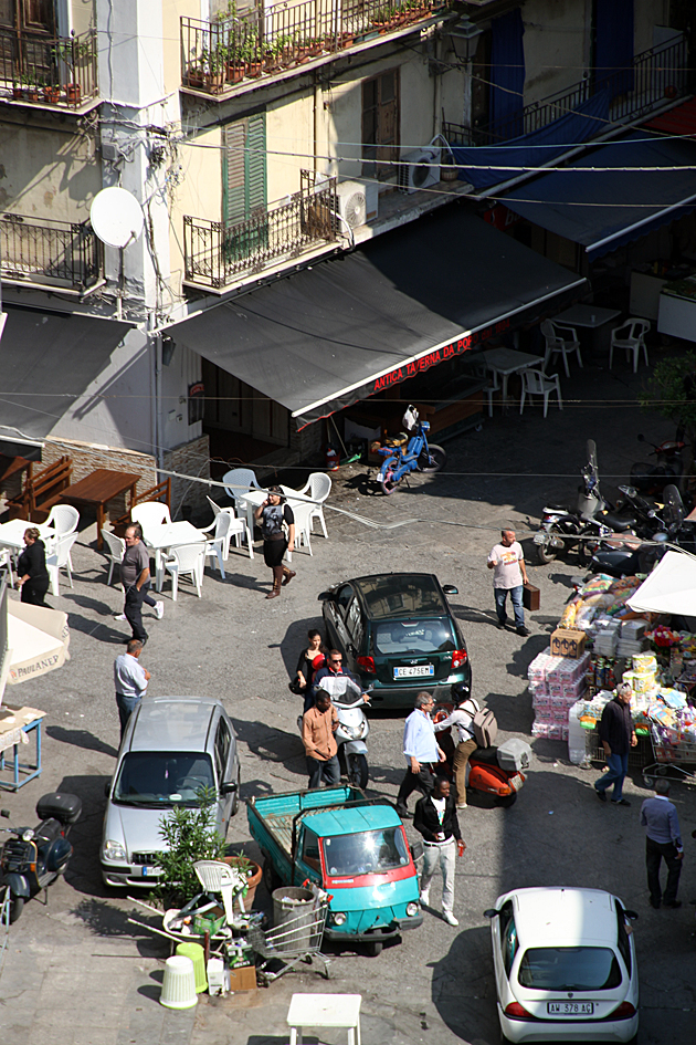 Chaos in Palermo