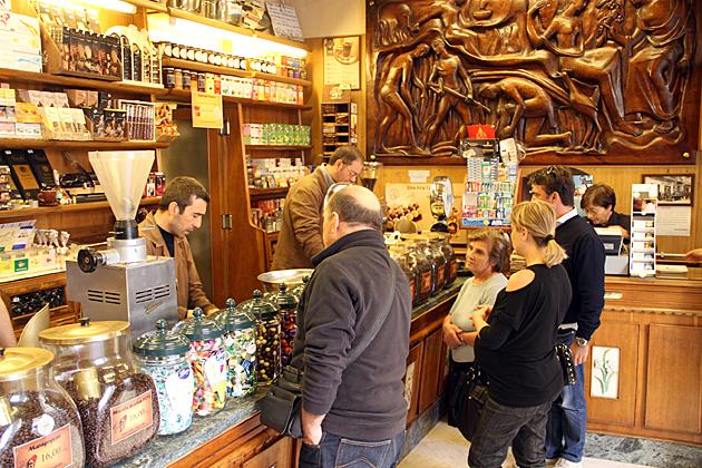 Espresso Sizilien Palermo