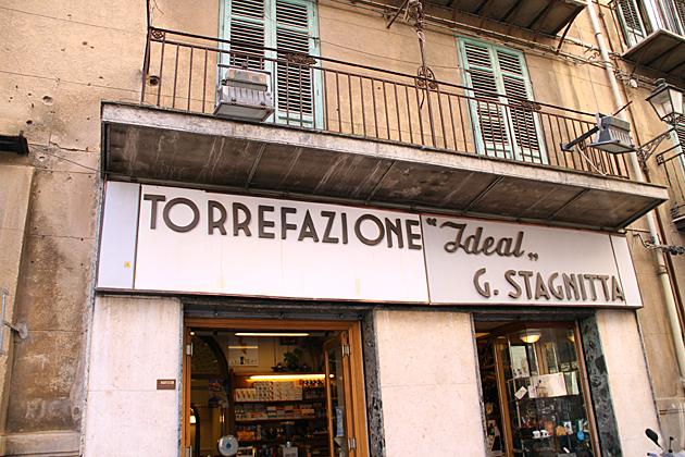 Torrefazione Palermo Sicily