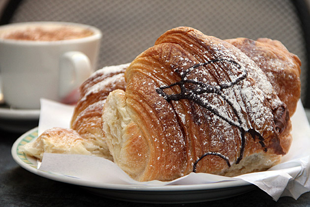 Breakfast in Trapani