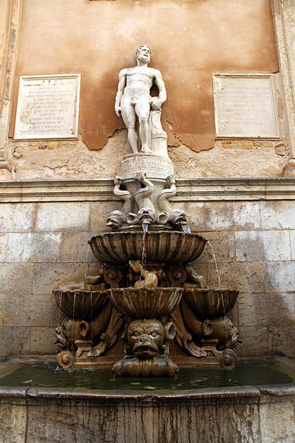 Fountain Trapani