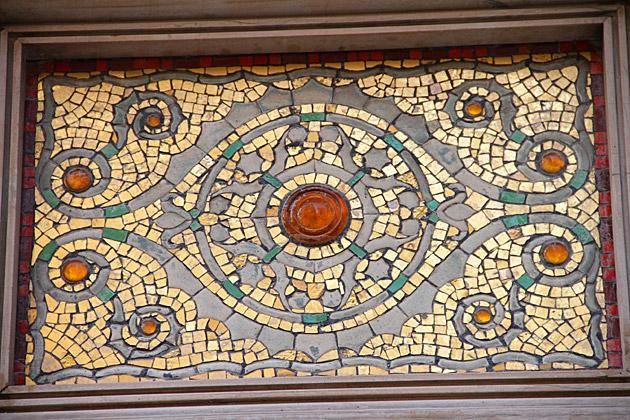 Mosaic Trapani