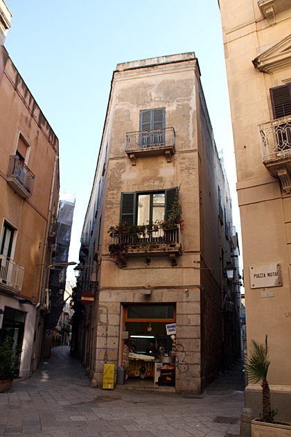 Narrow Streets Trapani