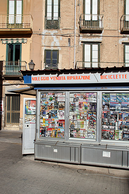Newspapers Sicily