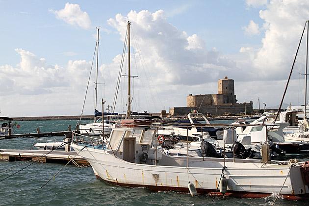 Sea Castle Trapani