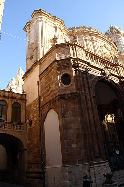 Trapani Church