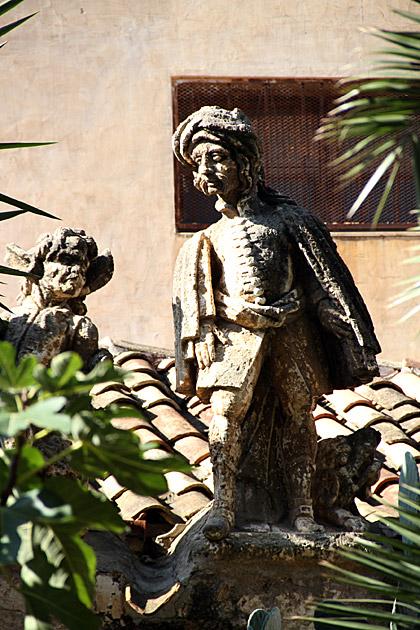 Arabic Statue