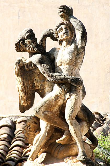 Wrestling Sicily