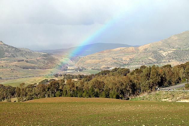 Sicilian Rainbow
