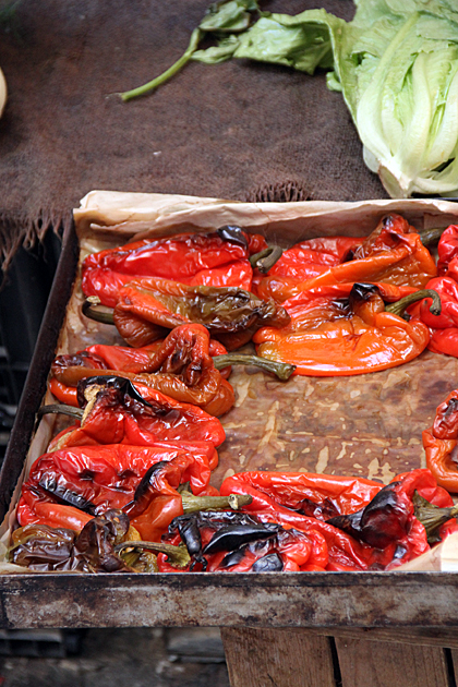 Oven Peppers
