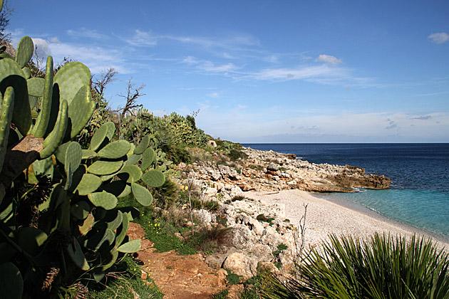 Beach Zingaro