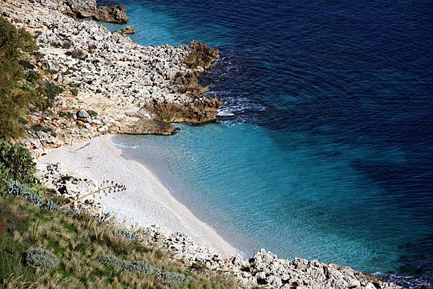Beautiful Beach Sicily