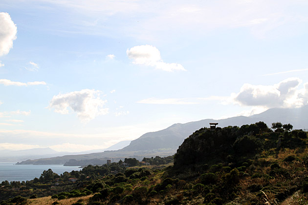 Landscape Zingaro