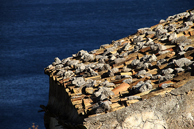 Sicilian Stone Roof