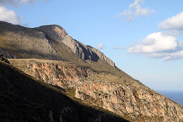Zingaro Mountains
