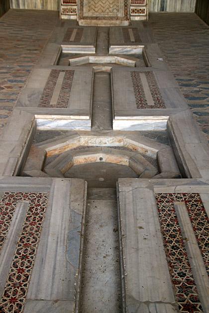 Arabic Marble Water Run