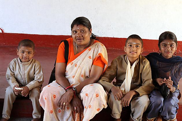 Buddhist Family
