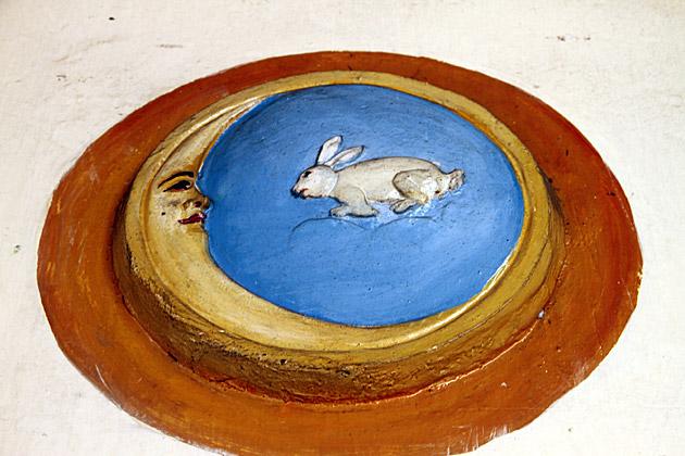 Rabbit Moon Buddhism