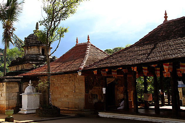Oldest Temple in Kandy